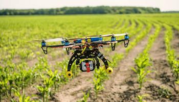 La inversión en tecnología agrícola se duplicó en 2017
