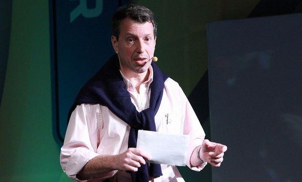 Gabriel Vázquez Amabile, coordinador del Proyecto Ambiente de Aacrea