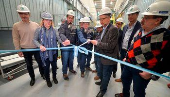 Tecnomyl inaugura una nueva línea de producción de formulación de última generación