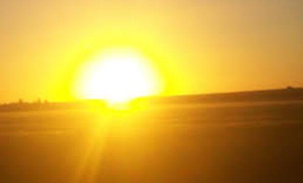 El SMN emitió un informe especial por altas temperaturas.
