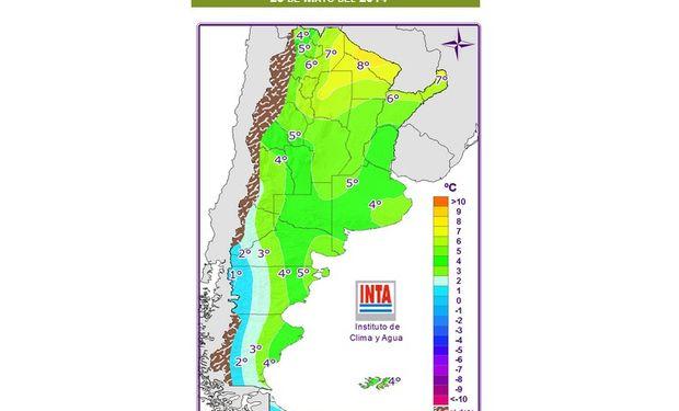 El domingo se registraría ascenso de las temperaturas con nubosidad variable sobre el centro.