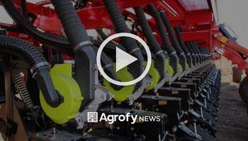 Precisión: el dispositivo para sembrar a más de 14 km/h con 99% de singulación