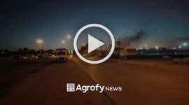 Video: la amenaza que denuncian los camioneros que quieren circular