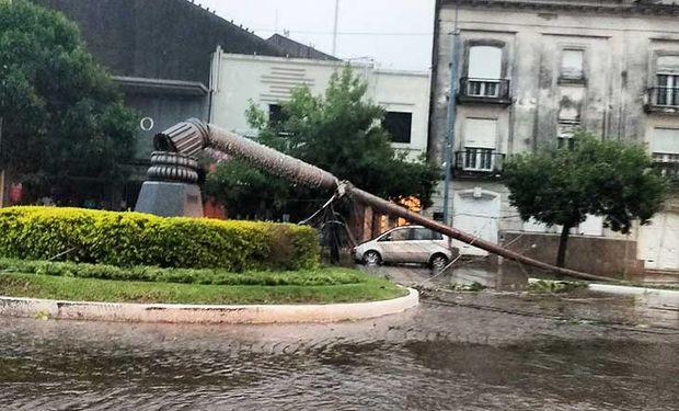El gobierno de Santa Fe estimó que asciende a más de 500 el número de evacuados.