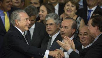 Nuevo capítulo en Brasil: Temer asumió y llamó a la unidad