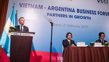 """Macri: """"Asia es la región que más puede ayudarnos a crecer en el comercio y las inversiones"""""""