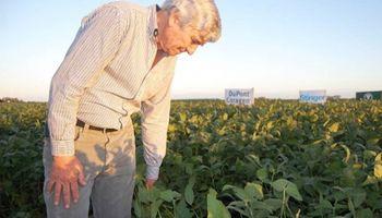 Realizarán un homenaje a Rogelio Fogante, impulsor de la siembra directa en el país