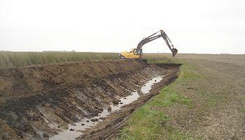 El INTA dinfundió técnicas para manejar el agua en campos bajos