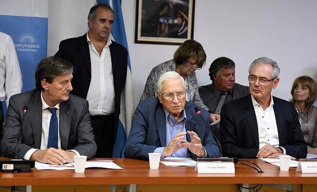 Director del Instituto Nacional de Estadística y Censos, Jorge Todesca.