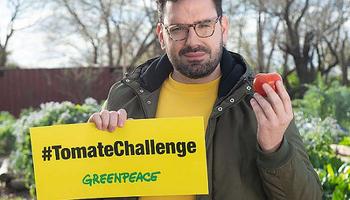 """""""Esta es la verdad"""": la respuesta de una agrónoma al chef Betular y a Greenpeace por el #TomateChallenge"""