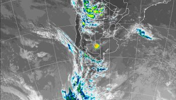 Alerta por tormentas fuertes alcanza a 4 provincias del centro