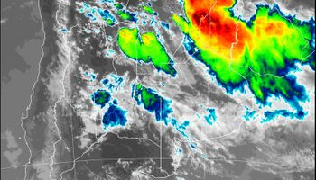 Alerta del Servicio Meteorológico Nacional advierte por tormentas en 10 provincias