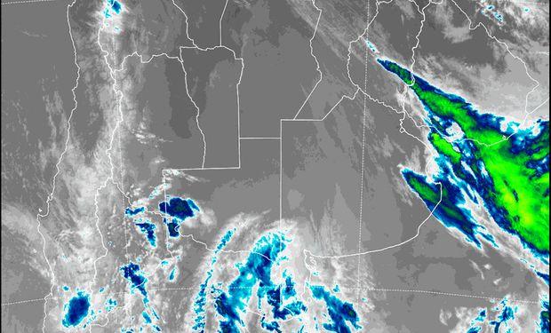 Tormentas en Buenos Aires y Entre Ríos: qué dice el último alerta del Servicio Meteorológico Nacional