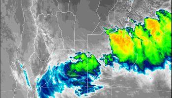 Lluvias: se espera que el sistema de mal tiempo permanezca en la región pampeana en las próximas 48 hs