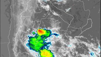 Las tormentas se trasladan temporalmente al norte: las zonas que siguen bajo alerta