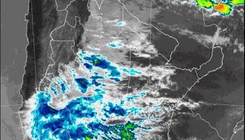 Amplio alerta por tormentas fuertes: se esperan hasta 40 mm, que pueden ser superados en forma localizada