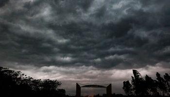 Alerta del SMN por tormentas fuertes y granizo