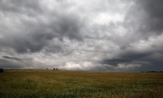 """""""Habría precipitaciones importantes"""", adelantaron desde la BCR."""