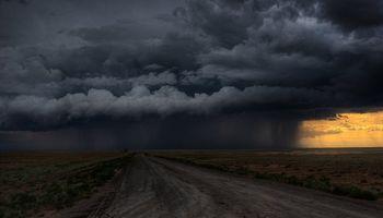 Alerta por tormentas fuertes con lluvias intensas y posible caída de granizo