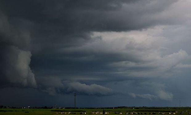 Las lluvias retornarían hacia el fin de semana: qué zonas estarán alcanzadas