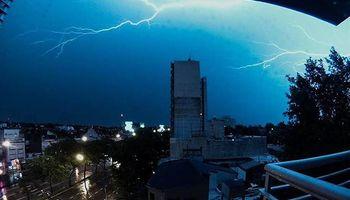 Cambio climático: 2014 es el más lluvioso en 113 años en Buenos Aires