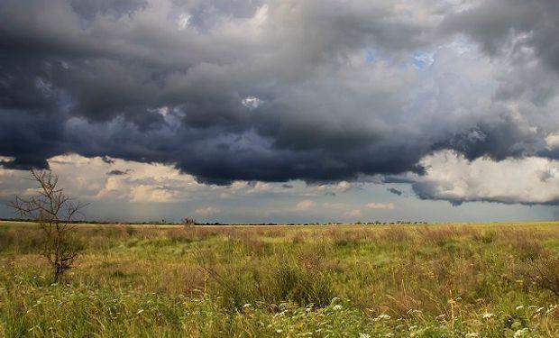 Alerta por tormentas en el centro y norte del país
