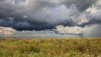 Servicio Meteorológico Nacional alertó por tormentas en el centro y norte del país