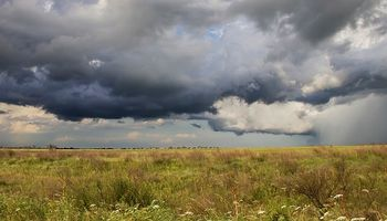 Aviso a corto plazo por tormentas fuertes y granizo para la zona núcleo