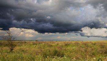 El Servicio Meteorológico anticipa tormentas fuertes para la región centro