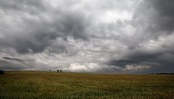 Lluvias y tormentas sobre el norte