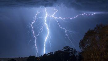 Las tormentas más altas y electrificadas del mundo son cordobesas