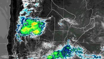 Se renovó el alerta por tormentas y se determinó el cese para algunas provincias