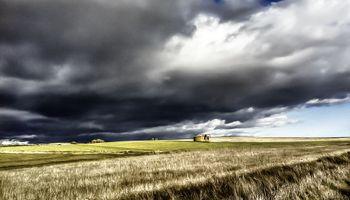 ¿Por dónde andan las tormentas? El Servicio Meteorológico Nacional renovó el alerta