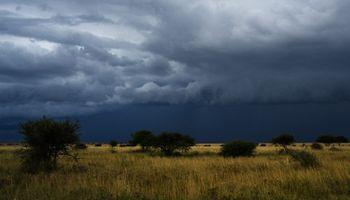 Se afianzan las lluvias en la zona central del país