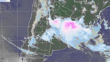 Lluvias y tormentas se trasladan al norte