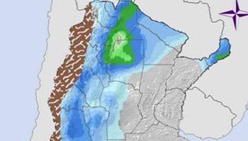 Tormentas de variada intensidad sobre el norte