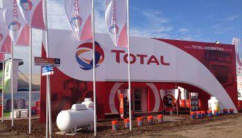 TOTAL exhibió sus productos en AgroActiva 2015