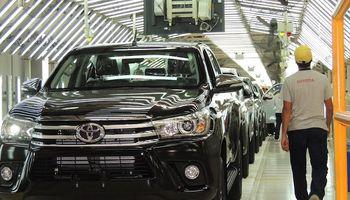 Toyota aumentará su producción