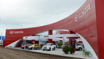 Toyota presente en AgroActiva 2014
