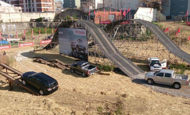Toyota participará con un stand de 279 m².