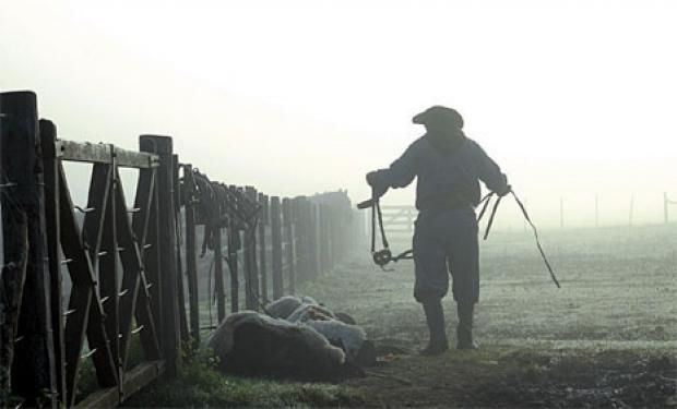 El trabajador rural argentino