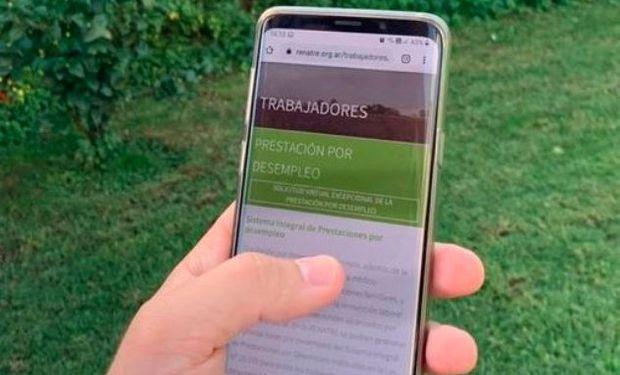 Digitalizan los trámites del trabajador rural y se extiende la atención remota