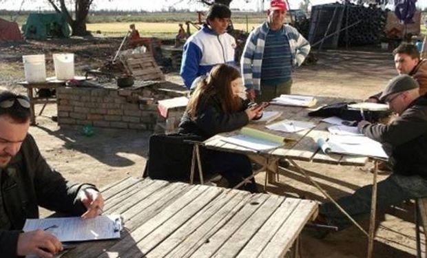 En las inspecciones se controla que los trabajadores estén declarados y reciban un pago acorde al convenio, entre otras cuestiones.