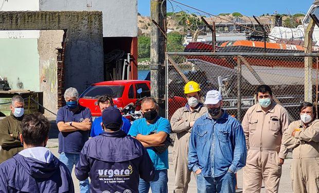 Trabajadores portuarios levantaron el paro, pero siguen en Estado de Alerta y Movilización