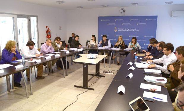 Comisiones por Actividad del Consejo Federal Agropecuario (CFA).