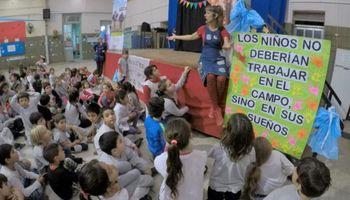 Contra el trabajo infantil: el impulso de acciones que permitan visibilizar la problemática