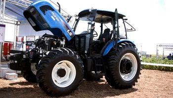 Nuevo fabricante de tractores desembarcó en Argentina