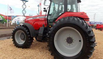 Festival de importaciones: ingresaron más de 3100 tractores en lo que va del año