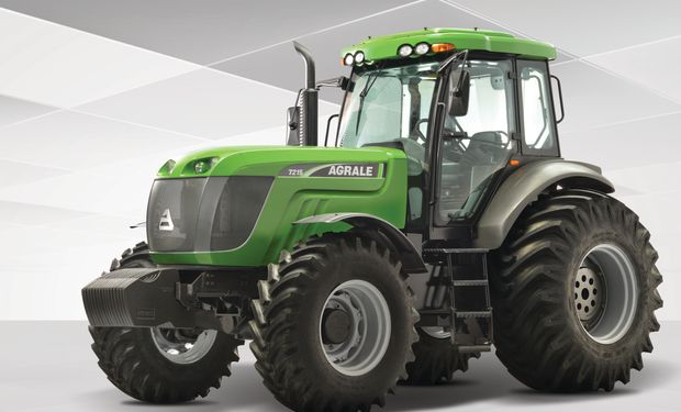 Tractor Agrale 7215.