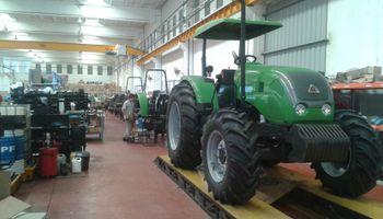 Agrale el tractor oficial de Expoagro 2016